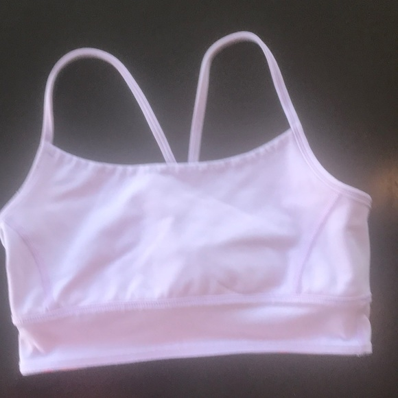 b6a53ef84b Ivivva Other - Girls Ivivva reversible sports bra size 12